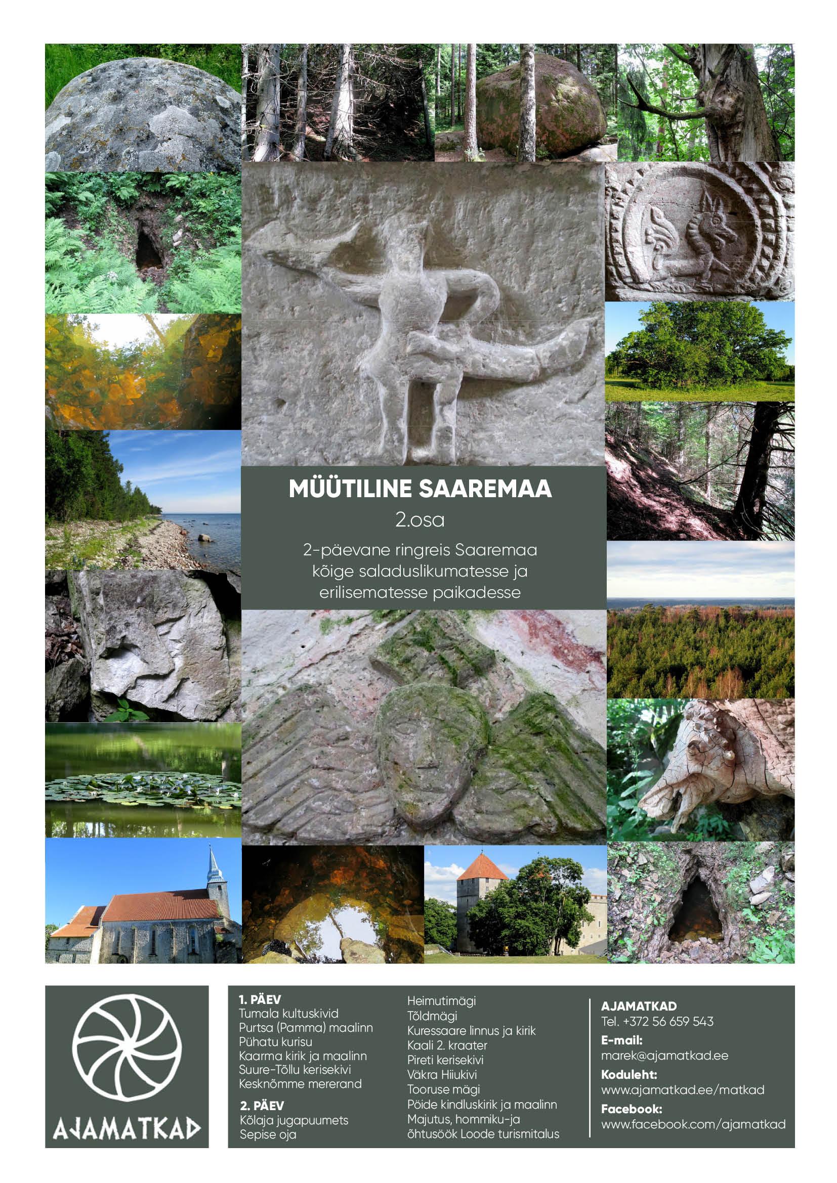 Saaremaa RR, 2.osa. A4