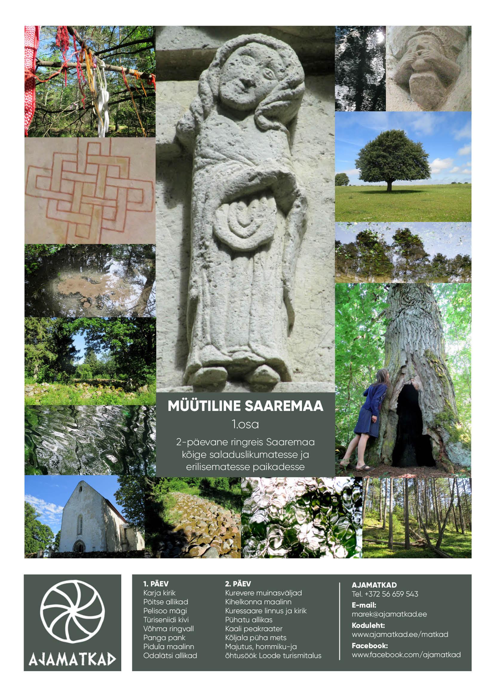 Saaremaa RR, 1.osa. A4
